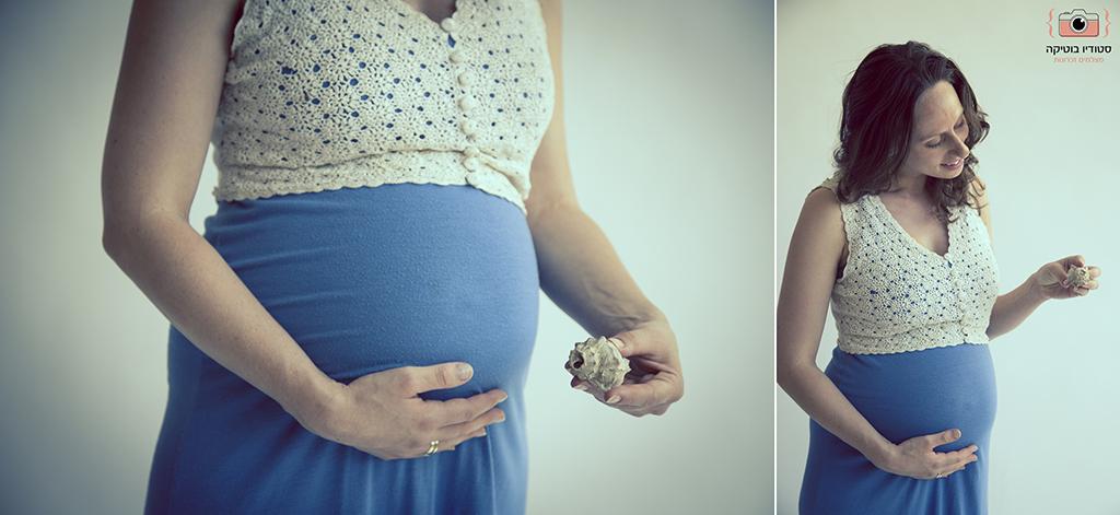 צילומי הריון עם 'סטודיו בוטיקה'