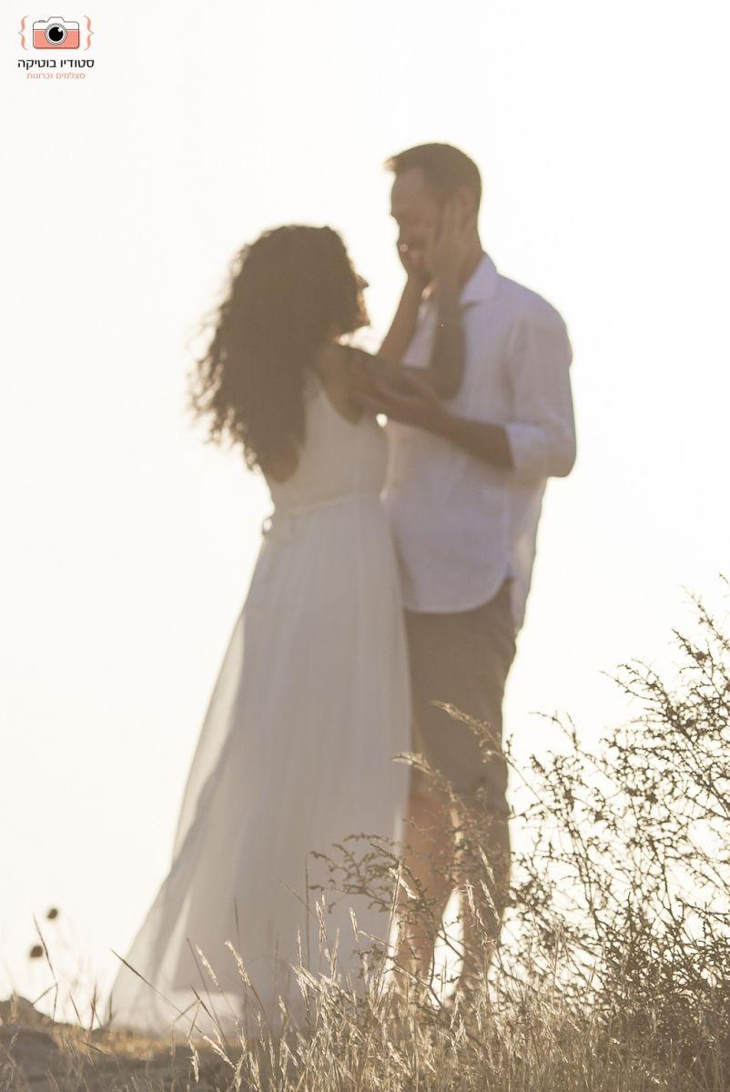לפני החתונה עם סטודיו בוטיקה
