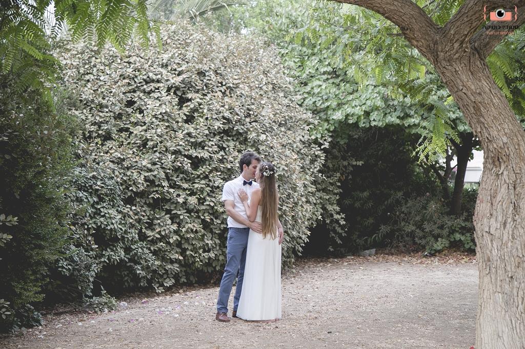 חתונה בבית במיתר עם 'סטודיו בוטיקה'