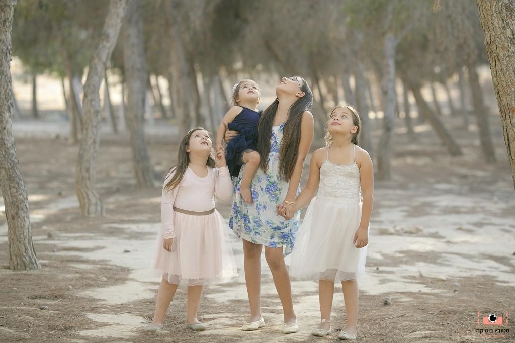 צילומי משפחה עם 'סטודיו בוטיקה'