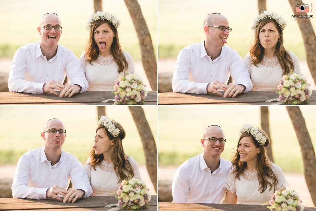 צילומי הזוגיות של רבקה ויובל