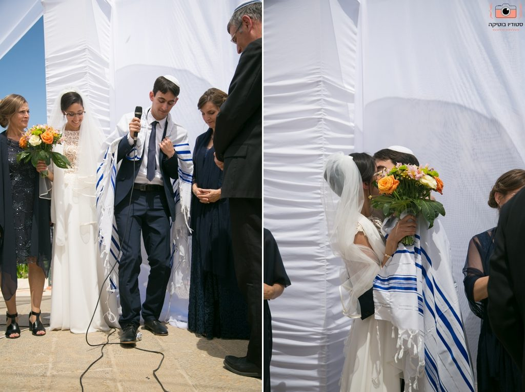 צילום החתונה של שי ונמרוד